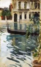 Zorn, Gondola, Venezia | Gondol, Venedig | Gondola, Venice