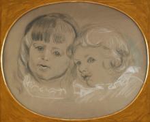 Zorn, I bambini Beckman | Barnen Beckman | The children Beckman