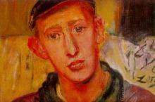 Zorn, Il giovane uomo con il berretto