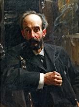 Zorn, Il signor Mauri | Monsieur Mauri