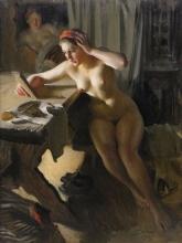 Zorn, Il vecchio specchio | The old mirror
