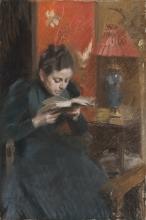 Zorn, La moglie dell'artista | Konstnärens hustru | The artist's wife