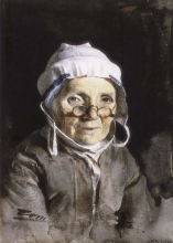 Zorn, La nonna | Mormor | Grandmother