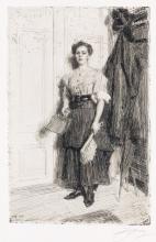Zorn, La nuova cameriera | The new maid
