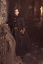 Zorn, La signora Rikoff | Madame Rikoff | Mrs Rikoff