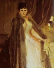 Zorn, La signora Symons | Mrs. Symons