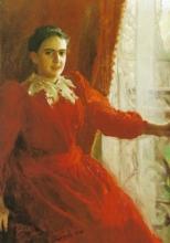 Zorn, La signorina Antoinette May | Mademoiselle Antoinette May | Miss Antoinette May