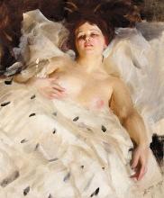 Zorn, La signorina Grigsby | Miss Grigsby
