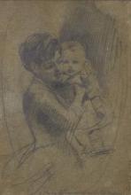 Zorn, Madre e figlio | Mor och bar | Mother and child