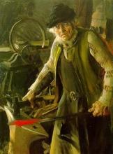 Zorn, Maestro fabbro | Mästarsmed | Master blacksmith