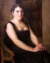 Zorn, Magda Nachmanson