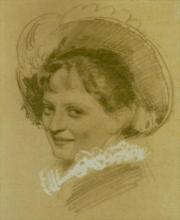 Zorn, Mary Smith, gioiosa | Mary Smith, i glädje | Mary Smith, in joy
