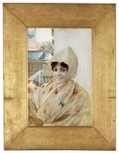 Zorn, Matilde | Mathilde | Spansk flicka i Sevilla (Matilda)