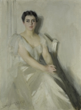 Zorn, Mrs. Grover Cleveland