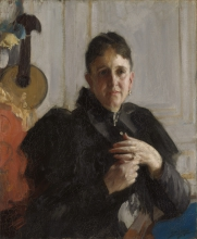 Zorn, Mrs. John Crosby Brown (Mary Elizabeth Adams)