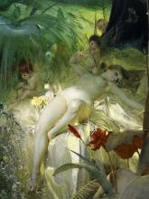 Zorn, Ninfa dell'amore [1885][dettaglio/detail]