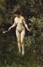 Zorn, Nudo nel bosco | Naket i skogen | Nude in the woods