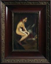 Zorn, Nudo seduto | Seated nude