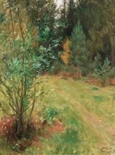 Zorn, Paesaggio di Gopsmor | Landskap från Gopsmor | Landscape from Gopsmor