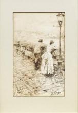 Zorn, Pescatore a Saint Ives | Fiskare i Saint Ives | Fisherman in Saint Ives