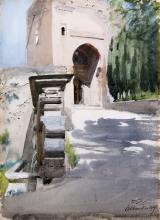 Zorn, Porta ad Alhambra | Port i Alhambra | Gateway in Alhambra