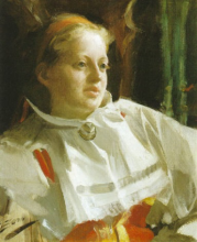 Zorn, Ragazza di Mora | Morakulla | Girl from Mora