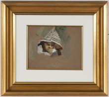 Zorn, Ragazzo beduino | Beduinpojke | Bedouin boy