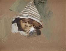 Zorn, Ragazzo beduino | Bedouin boy