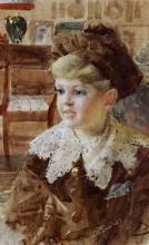 Zorn, Ritratto del giovane Henri Trevelyan | Portrait of the young Henry Trevelyan