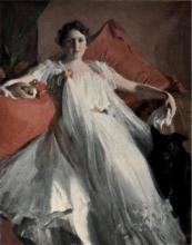 Zorn, Ritratto della signora Ashley | Portrait de Madame Ashley | Portrait of Mrs. Ashley
