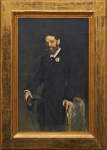 Zorn, Ritratto di Albert Magnus Stenbock | Porträtt föreställande Albert Magnus Stenbock | Portrait of Albert Magnus Stenbock