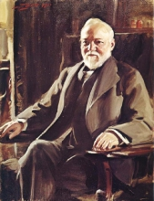 Zorn, Ritratto di Andrew Carnegie