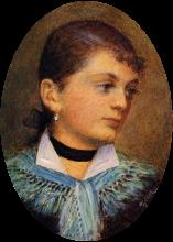 Zorn, Ritratto di Augusta Holzer | Porträtt av Augusta Holzer | Portrait of Augusta Holzer