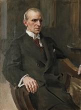 Zorn, Ritratto di Eric Frisell   Porträtt föreställande Eric Frisell   Portrait of Eric Frisell