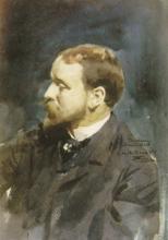 Zorn, Ritratto di Frithjof Smith-Hald | Portratt av Frithjof Smith-Hald | Portrait of Frithjof Smith-Hald