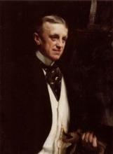 Zorn, Ritratto di George Bend | Porträtt av George Bend | Portrait of Mr George Bend
