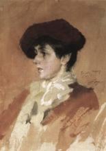 Zorn, Ritratto di Lady Maxsey | Portrait of Lady Maxsey