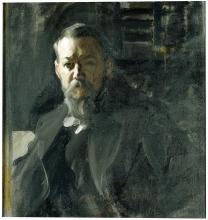 Zorn, Ritratto di Sorolla | Portrait of Sorolla | Retrato de Sorolla