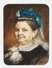 Zorn, Ritratto di una vecchia signora | Porträtt av äldre dam | Portrait of an old lady