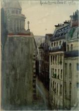 Zorn, Rue des Carmes, Parigi.jpg