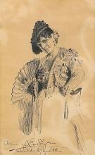 Zorn, Spagnola che indossa una giacca da torero | Spanjorska i tjurfäktningsjacka | Spanish lady wearing bull fighter's jacket