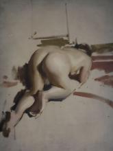 Zorn, Studio di nudo | Nakenstudie | Nude study