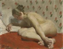 Zorn, Studio di nudo | Nakenstudie | Study of a nude