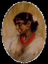 Zorn, Zingara a Siviglia | Zigenarflicka i Sevilla | Gypsy girl from Seville