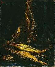 van Gogh, Aringhe affumicate | Bokkingen | Harengs fumés | Smoked herrings
