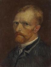van Gogh, Autoritratto | Zelfportret | Autoportrait | Self portrait