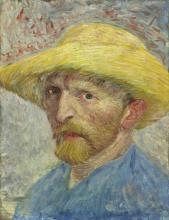 van Gogh, Autoritratto   Autoportrait   Self-portrait   Zelfportret