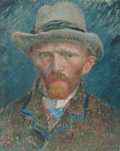 van Gogh, Autoritratto   Zelfportret   Autoportrait   Self-portrait