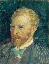 van Gogh, Autoritratto   Portrait de l'artiste   Self-portrait
