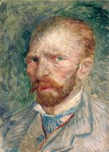 van Gogh, Autoritratto | Zelfportret | Autoportrait | Self-portrait